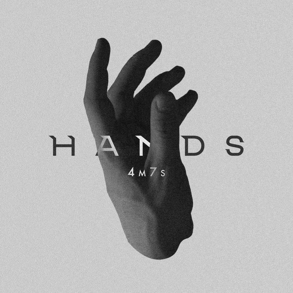 Artwork voor '4m7s', een single van HANDS.