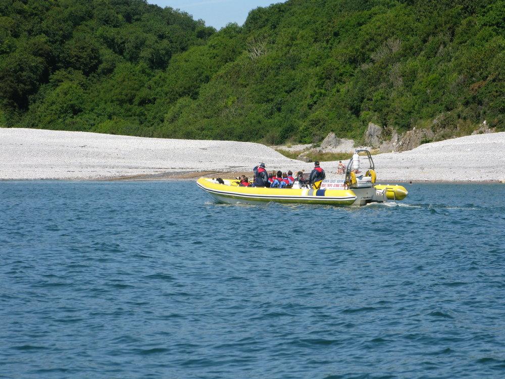 Pwll Du Bay