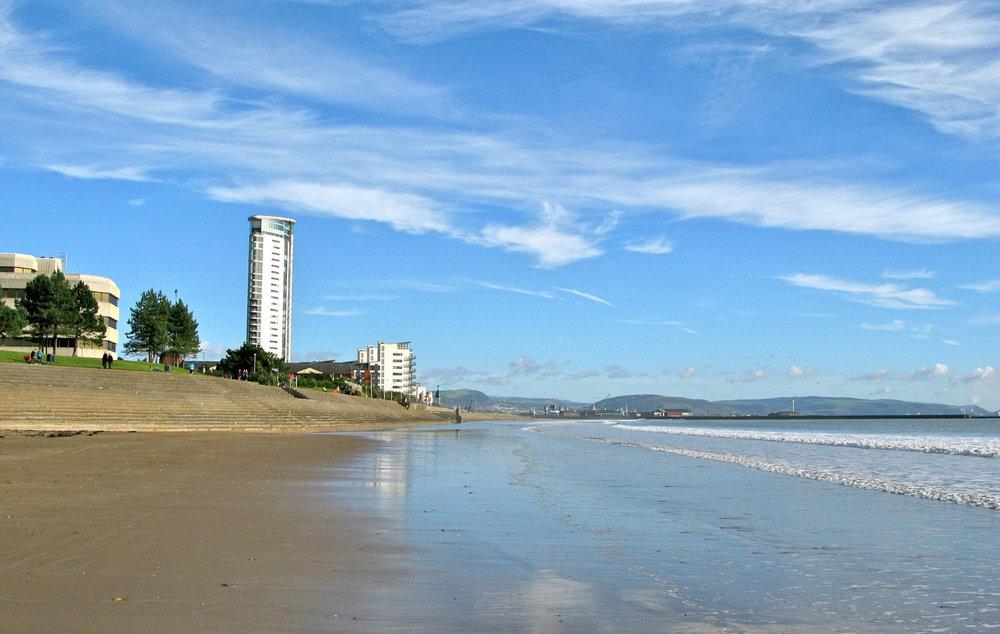 Swansea Beach