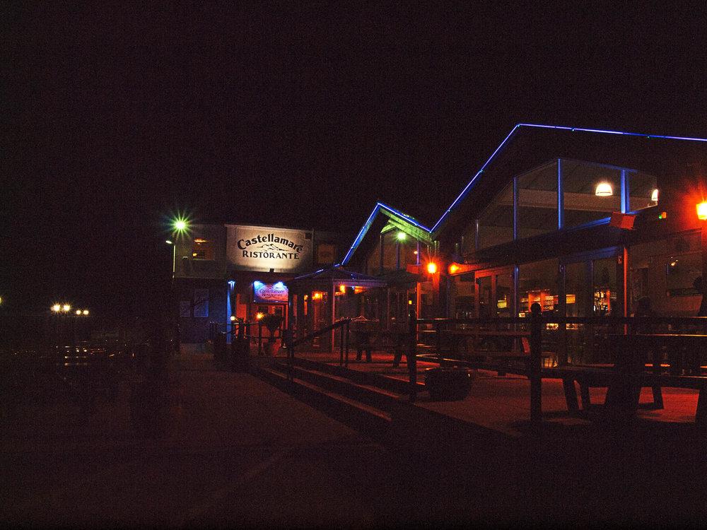 Castellamare Restaurant . Bracelet Bay