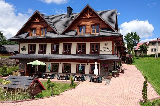 Penzión Vila Panorama - Antošovsky vrchŽdiar 45, 059 55tel.: +421 (0)918 646 887Poslať správuWebstránka