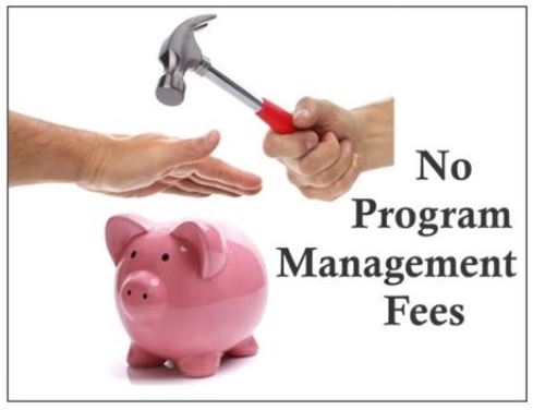 IMGroup Does Not charge   Additional Fees For Management Of Your Program. All Of Our Programs Are Designed As All-Inclusive Based On Your Budget So there Are No Surprises.
