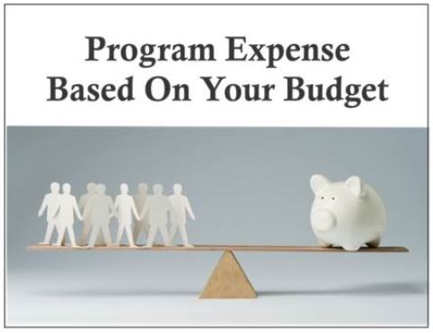 Each Program Is Designed Based On Your Budget. You Determine The Monetary Value Based On Achievement Criteria and We Design The Program From There.