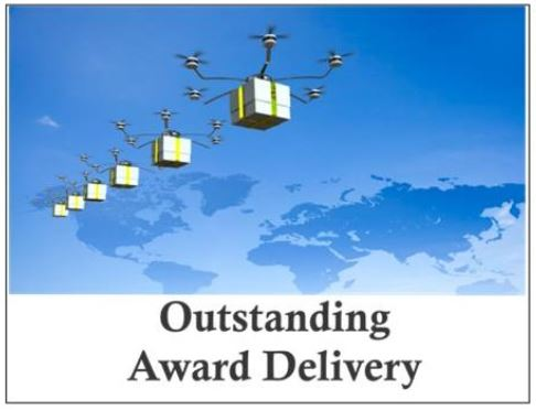 It Is Imperative To Provide Merchandise Awards That Are Enticing to The Employees But To Also Get Them In A Timely Manner. We Ensure Minimal Delivery Time To Maximize Program Success.