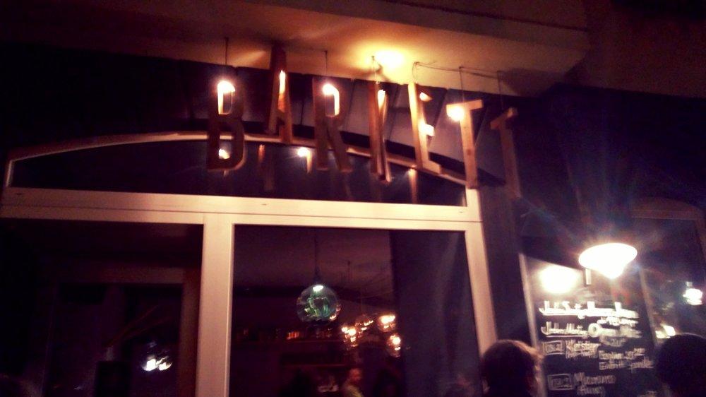 Barkett bar