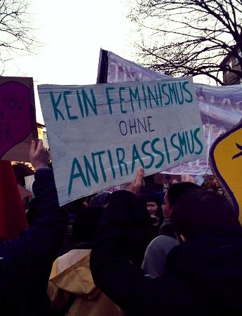 Kein Feminismus ohne Anti-Racissmus