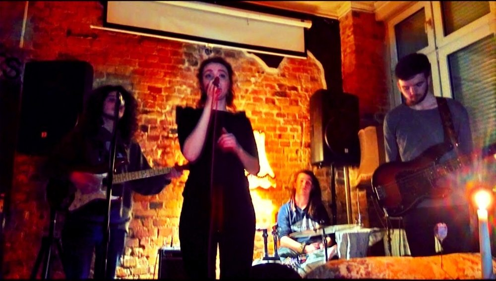 Moa McKay & Band  at HOME Bar in Berlin