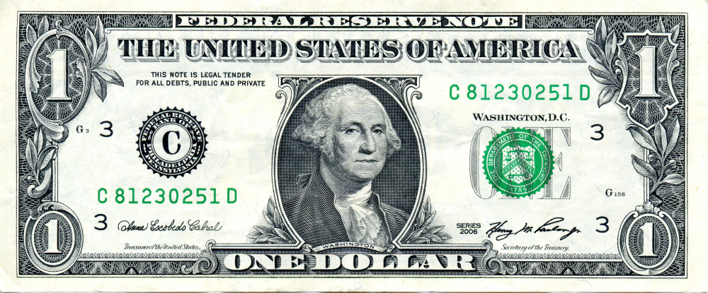 George Washington and the American Dollar