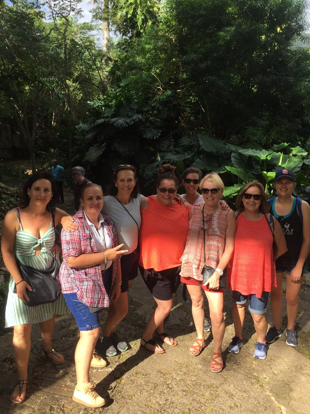 Keipi Sojourners at botanical gardens near Moncada 2019.JPG
