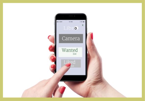 App design - Libro Mobile App