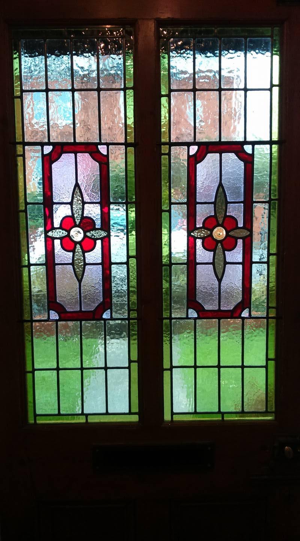 Edwardian Door Panels