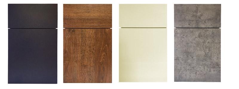 Color Gallery - View our entire Slab Door Color Selection