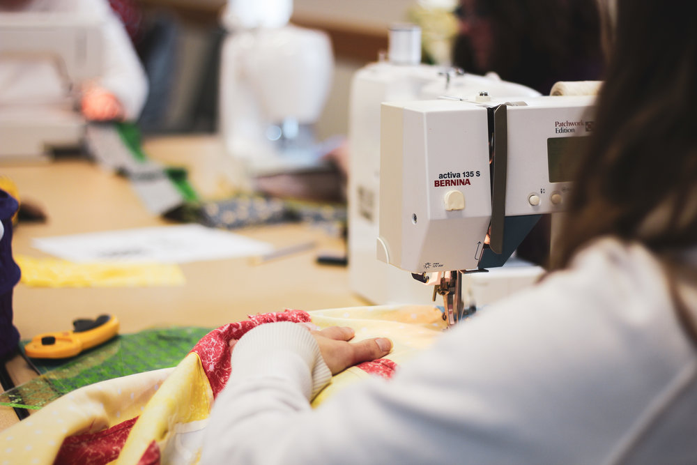 Are you a quilter?
