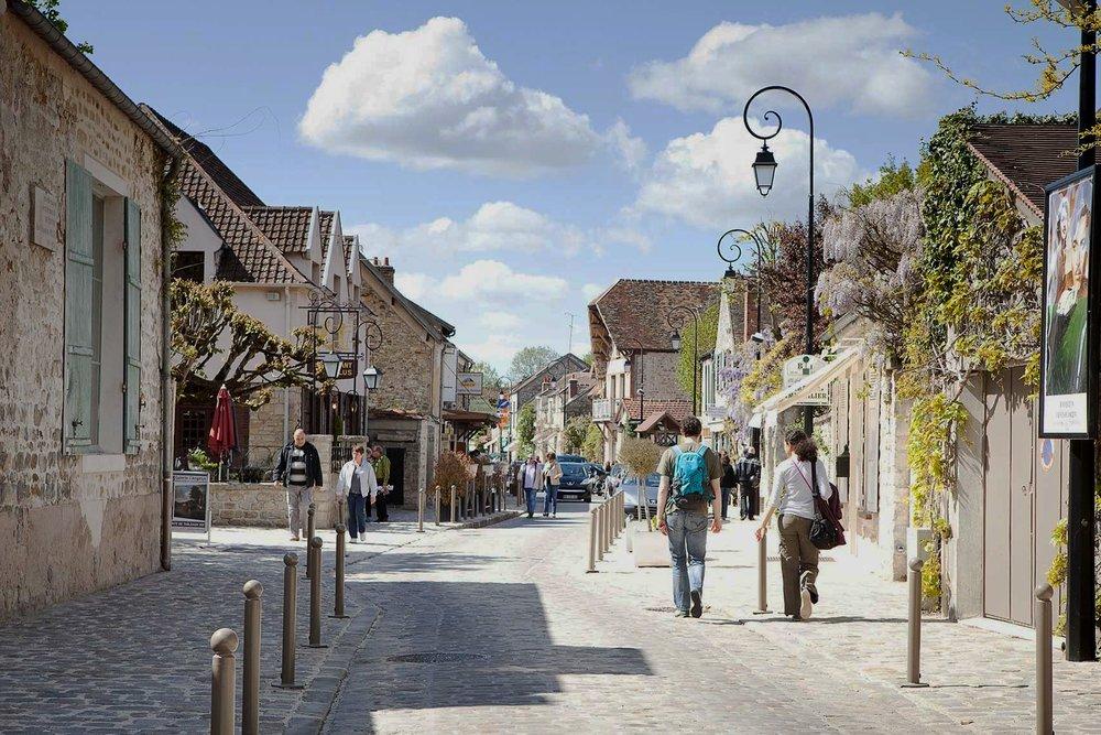 Rue Royale - Fontainebleau