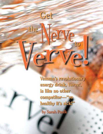 Verve cover story inside page.JPG