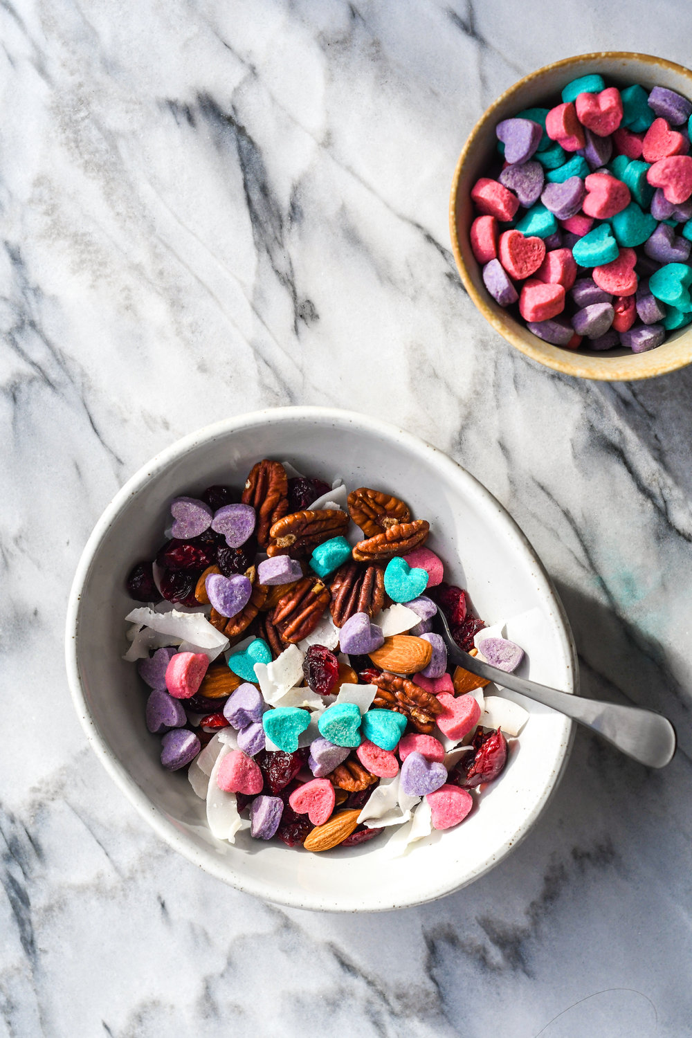 mini hearts cookie cereal
