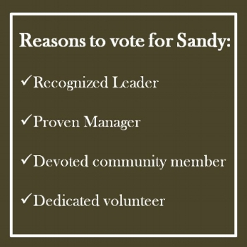 Reasons to vote for Sandy2.jpg