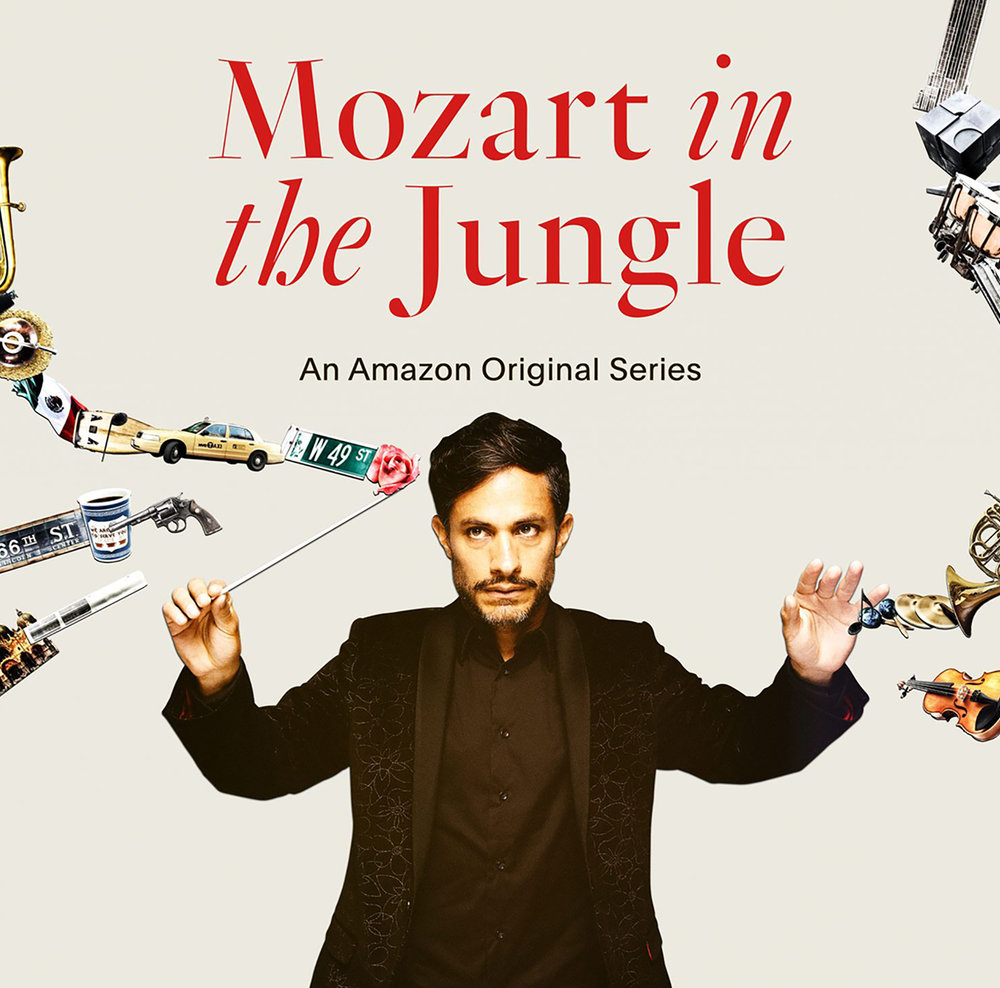 Mozart in the jungle (amazon) - Thomas Adès 'Asyla'