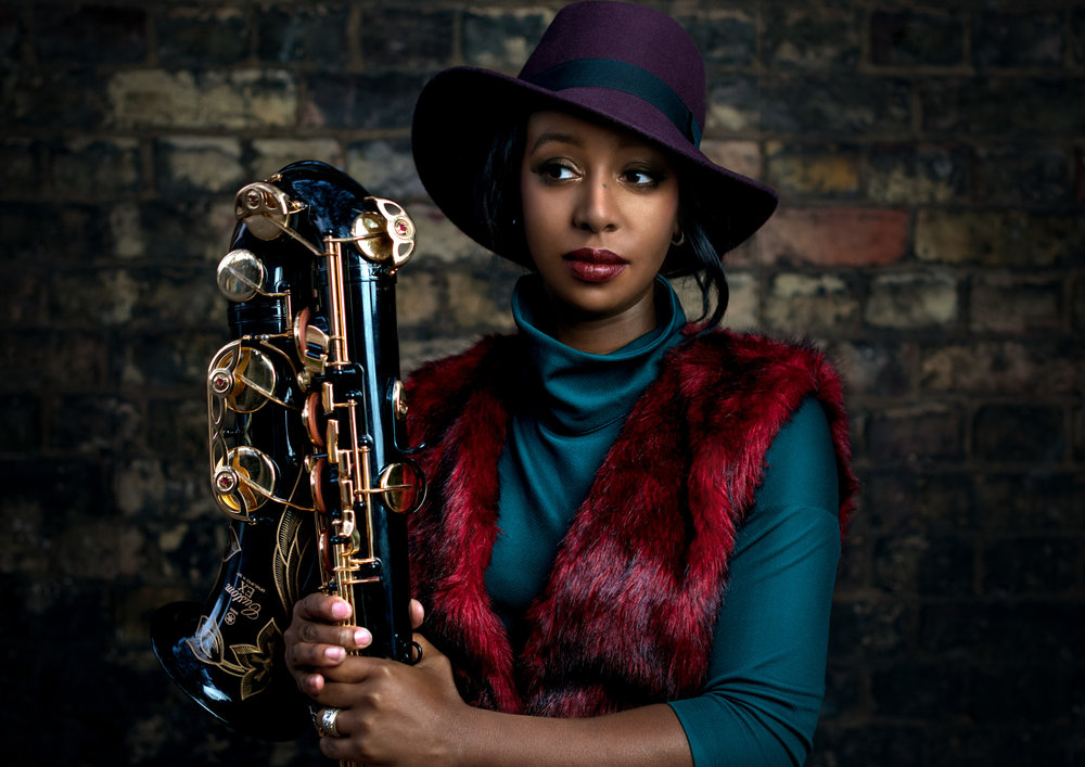 YolanDa Brown Announces 10 Year Anniversary Tour - Double MOBO-winning saxophonist YolanDa Brown has announced a 10 year anniversary tour, commencing with a celebratory concert at the Royal Festival Hall on the 14th September 2018.Known for her fusion of reggae, jazz and soul, YolanDa Brown is celebrating a decade in the music business. She has toured with Diana Krall, The Temptations and Billy Ocean, and collaborated with artists such as Snarky Puppy's Bill Laurance, Julian Marley and the Royal Philharmonic Concert Orchestra.Join YolanDa for an evening of music from her critically acclaimed albums. She will be joined by world renowned percussionist and fellow Faber composer Evelyn Glennie, and vocalists Randy Valentine and Lemar.Tickets are available here.YolanDa will be touring across the UK from the 14th September to Saturday 8th December. For a full list of dates and tickets, visit her website.