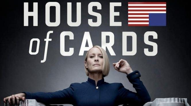house of cards (netflix) - Jonny Greenwood Popcorn Superhet Receiver