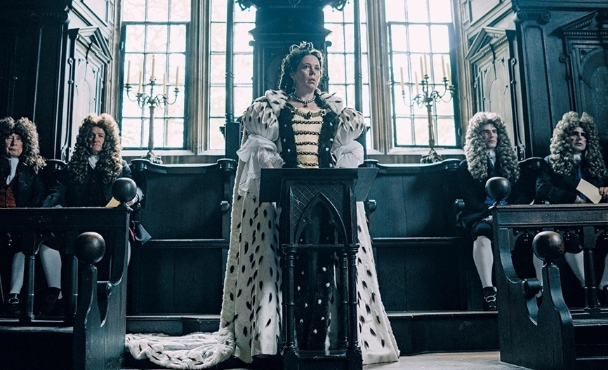 The Favourite (film 4) - Anna Meredith Songs For The M8