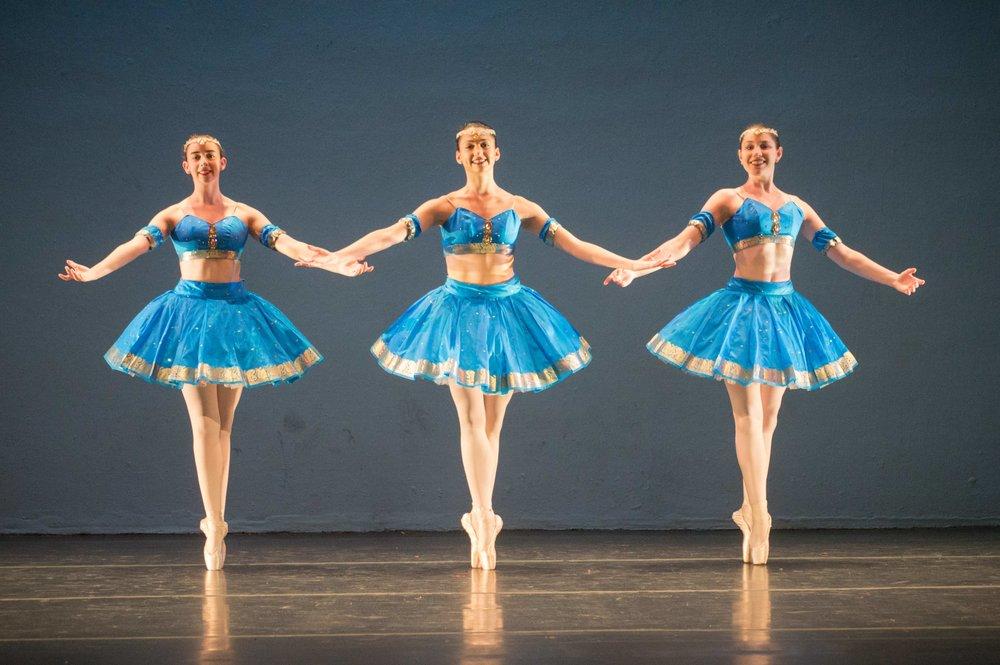 Ballet Ensembles
