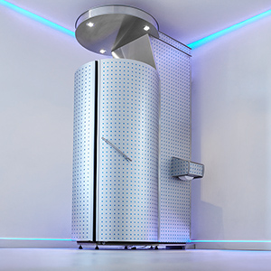"Full body cryo therapy uses vaporized liquid nitrogen to give your body a 3 minute ""ice bath."" Check out  Capital Cryo  services."