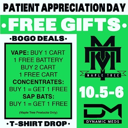 🚨Patient Appreciation Day🙏 (Friday & Saturday) New T-shirt drop and more. 🔥Limited supply, don't sleep!!! #dynamicmeds