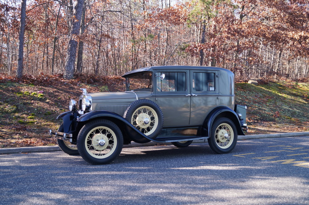 1929 Ford Model A Fordor