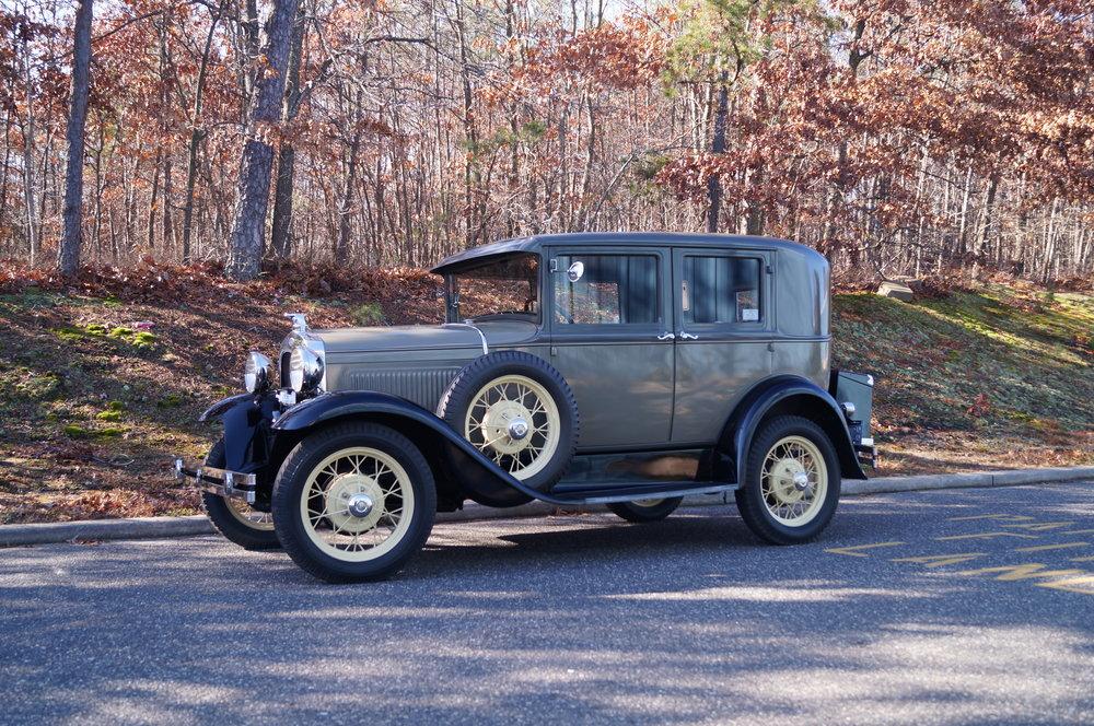 1929 Ford Model A Fordor