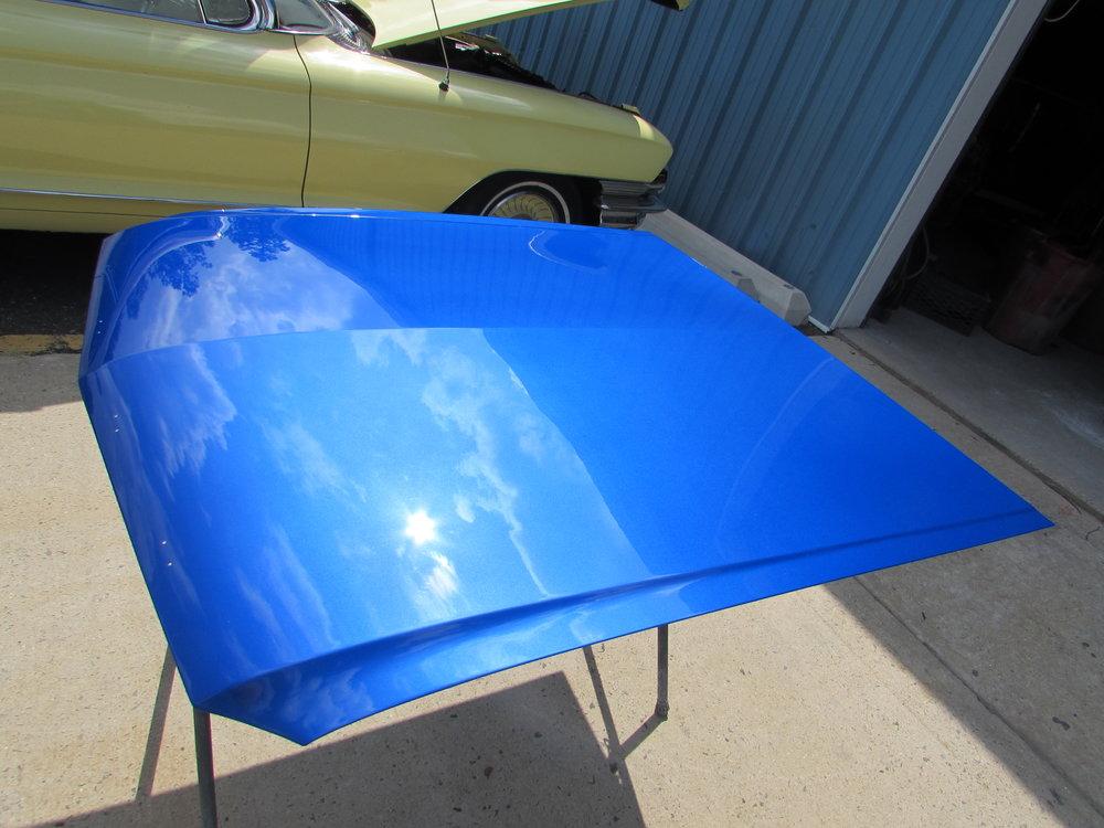 1966 Mustang Hood