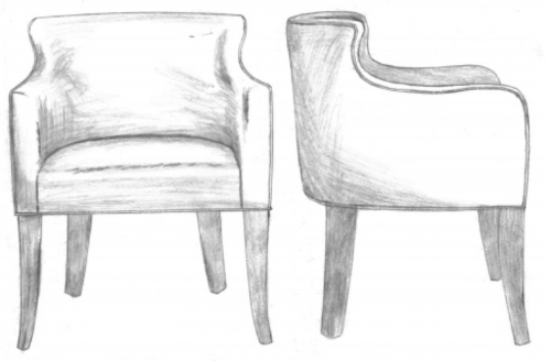 Port Antonia chairs
