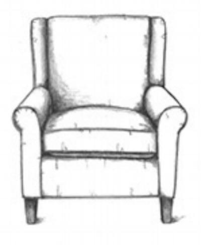 Montserrat wingback chair