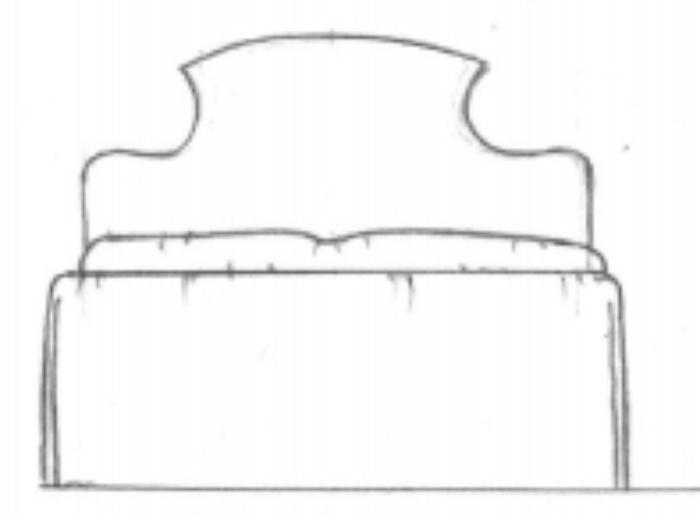 Mirabeau headboard