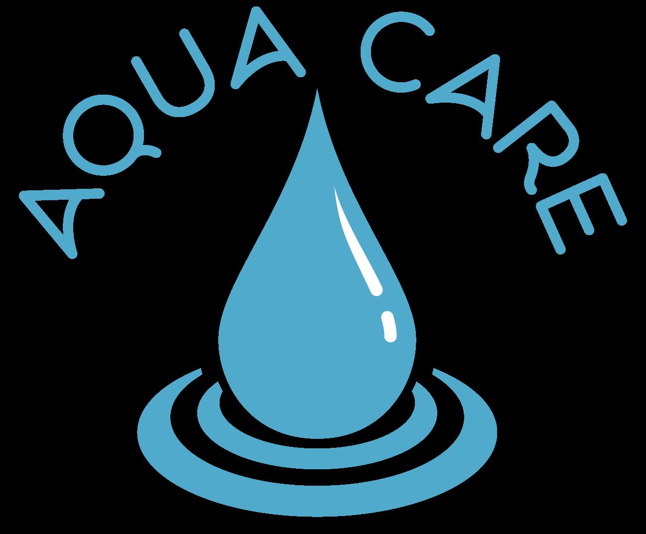 pool service logo. Aqua Care Pool Service Logo