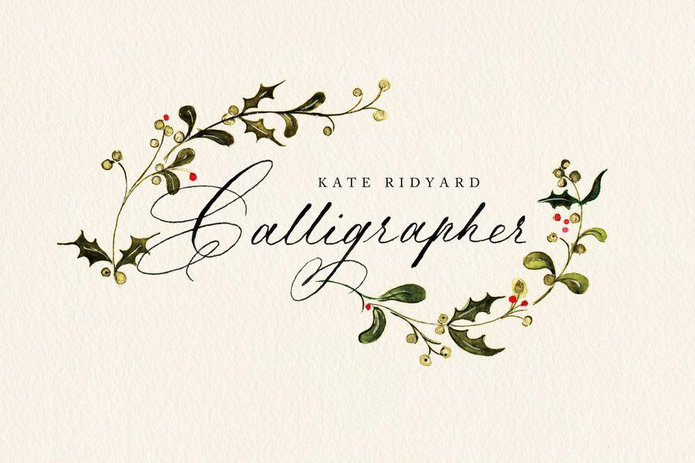 Kate Ridyard