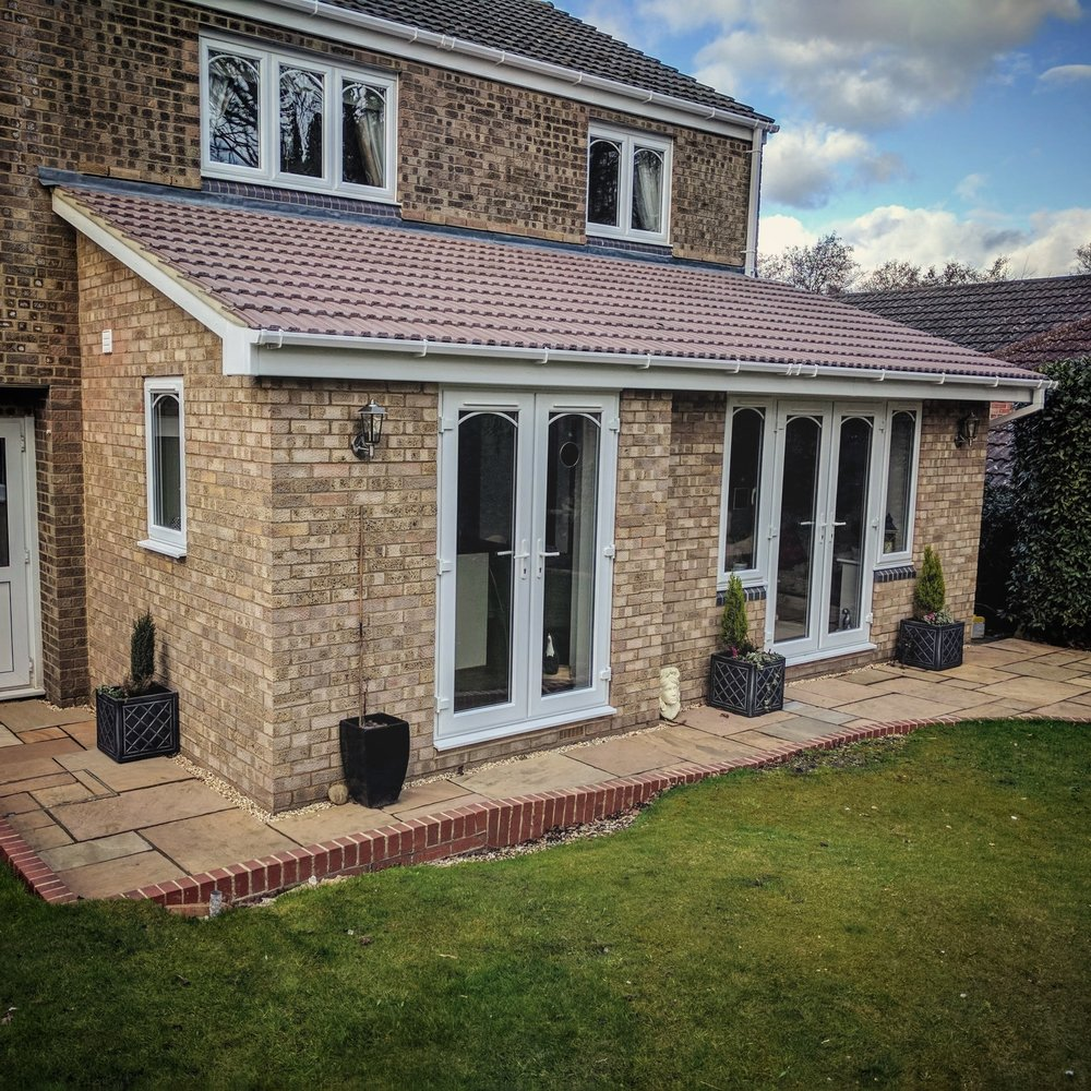 Extension  - You can often extend or add to your house without the need to apply for planning permission, provided you meet a set of limits and conditions.This criteria applies largely to:The dimensions of your proposed extensionThe position on the houseThe proximity to your boundariesStill not sure? Check out more information here.