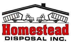 Homestead Disposal, Inc - Roll off Dumpster Rental