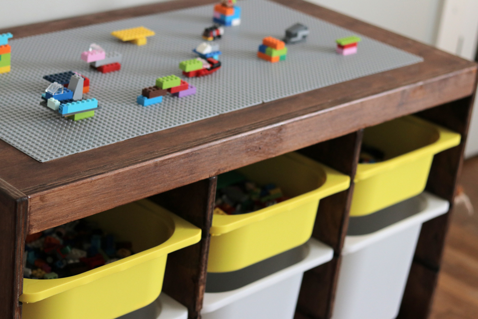 Kids Building Block Table — Ohio Workshop
