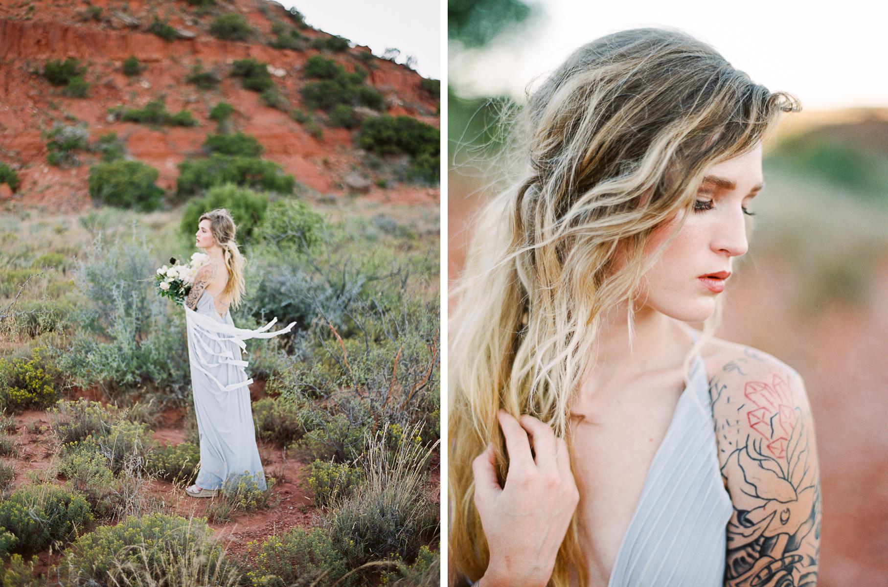 Lubbock Canyon Wedding Photographer Katie Rivera