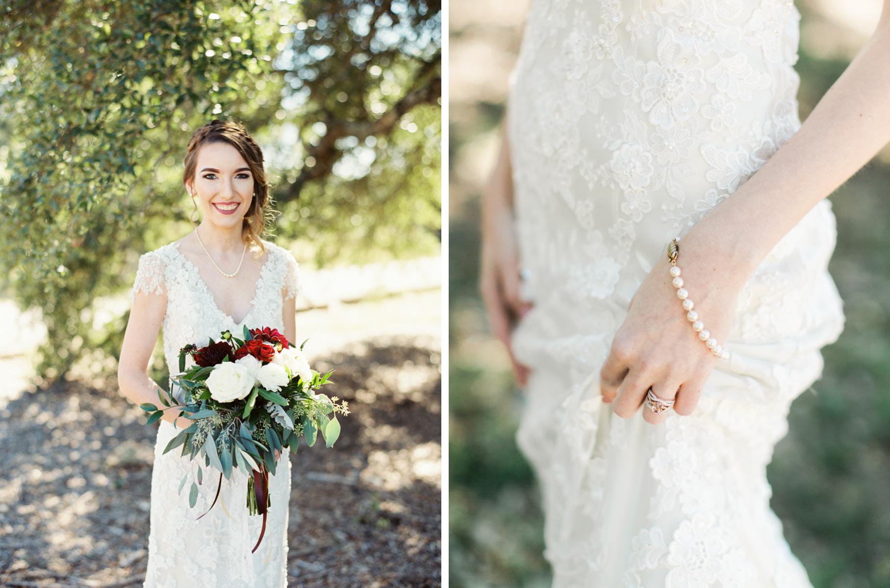 Fine Art Film Ma Maison Austin Wedding Photographer Katie Rivera