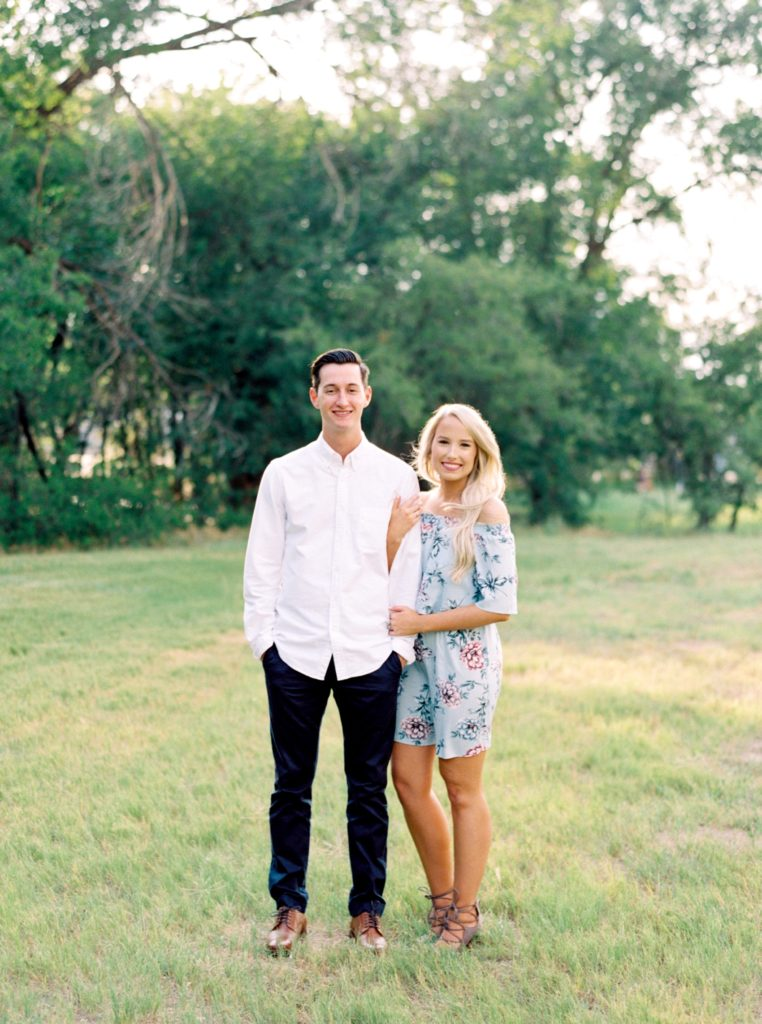 Lubbock Austin Dallas Fine art film wedding and engagement photographer Katie Rivera photography