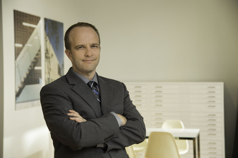 Scott Cryer - Scott is an associate and architect with DLR Group located in Washington DC who has a passion for resilient design.