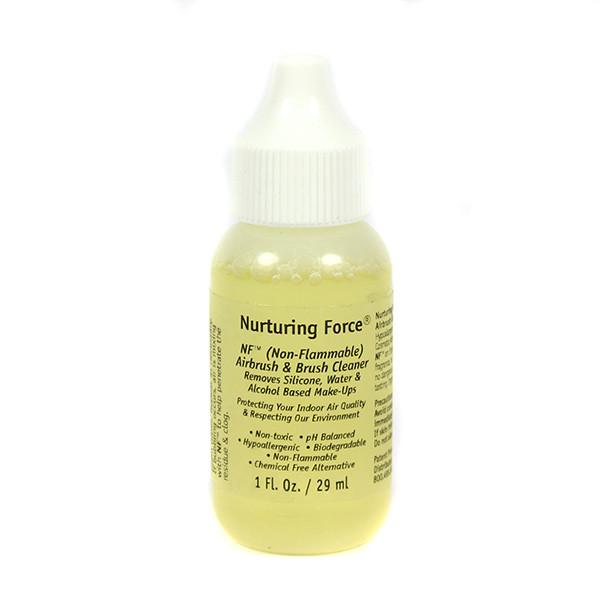 Nurturing Force Cleanser - The BEST airbrush cleanser. Cleans silicone, water and alcohol based formulas.