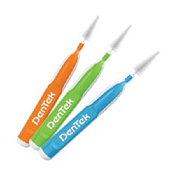 Dentex Easy Brush - These are awesome for cleaning clumps out and deep cleansing.