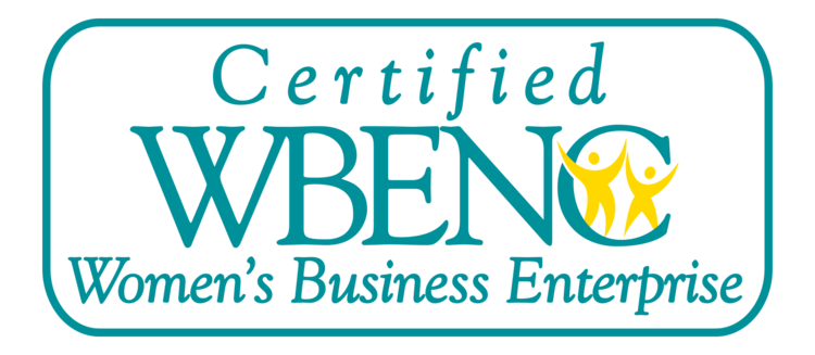 - We are proud to be a Certified Women-Owned Business