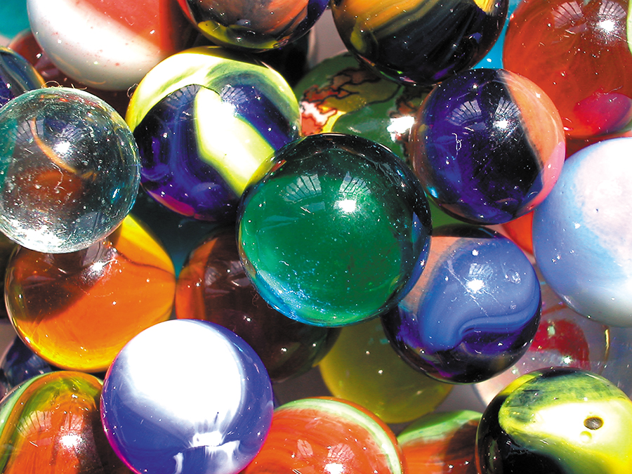 Test out a rollercoasterfor marbles? - (Mechanical engineering)