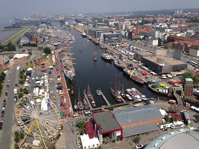SIGHTSEEING IN Bremerhaven -