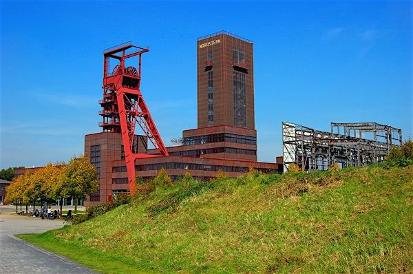 SIGHTSEEING IN Gelsenkirchen -