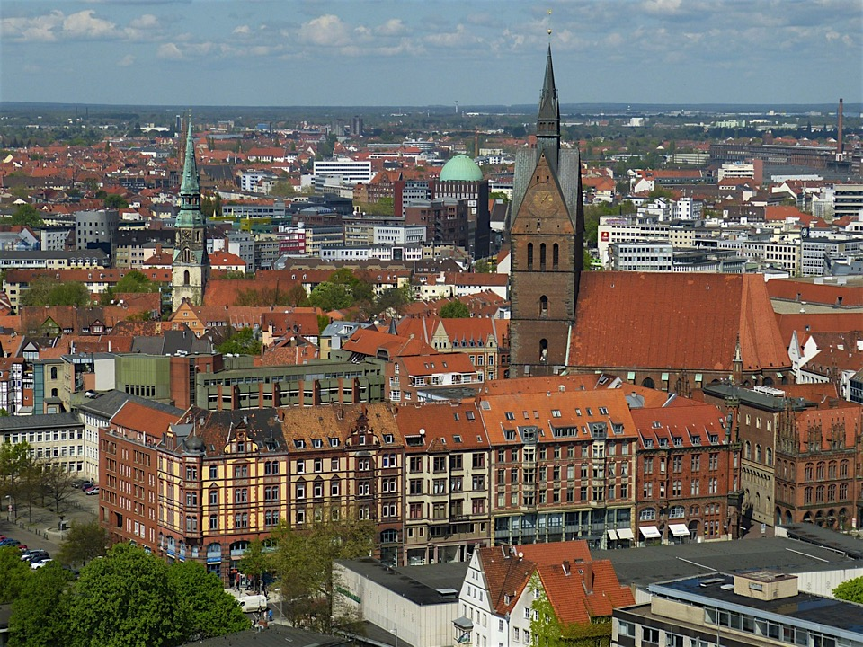 SHOPPING UND KULTUR IN Hannover -
